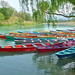 excursion boats on the Tampaon River