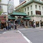 entré Chinatown