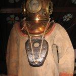 Aberdeen Maritime Museum - Diving Suit