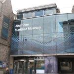 Aberdeen Maritime Museum - Front Entrance