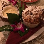 Caribbean Bread Pudding
