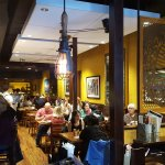 Tupelo Honey Cafe interior