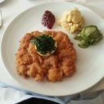 Veal Wiener Schnitzel