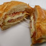 Bacon, Egg, Cheese on Croissant