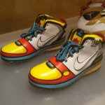 special exhibit: Sneakers