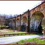Thomas Viaduct, near Halethorpe, MD.