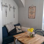 Cute seating areas