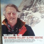 Sir Edmund Hillary Information