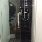 shower in Hotel Cavaileri