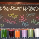 Power Hour Monday to Friday from 2pm to 5pm. $1 Off our Power Juices & Power Smoothies