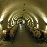 Wine in the cherry/oak wood barrel combo