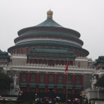 Great Hall of the People, Chongqing Peoples Square