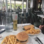 Lunch at Court House Port Douglas