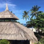 The Ananyana Thatched Roofs, Doljo, Bohol