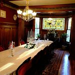 Emig Mansion Breakfast Dining Room