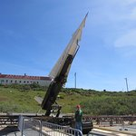 The missile launch demonstration