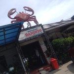 Tampak Muka Restoran DANDITO