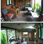 Baan Din room entrance area