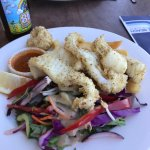 Great salt and pepper squid