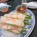 Highly recommend these Prawns n Rice Rolls