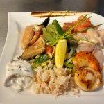 Orkney Seafood Platter