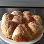 FRESH BREAD MADE BY OUR CHEF