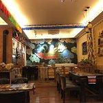 Snow mountain cafe