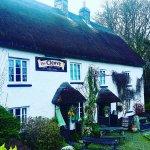 Just a charming, authentic Devonshire pub.