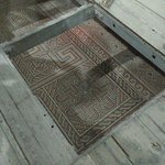 The original floor