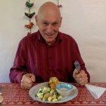 Feeding a hungry vegetarian made easy