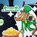 Souvenir de la Fête de la Saint Patrick au Comptoir des Halles