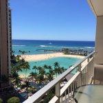 Hilton Hotel Lagoon and Ocean View