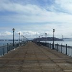 Let's call this a pier a board walk.