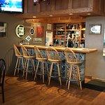 Lindburgers - bar area