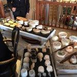 Tables de fromages