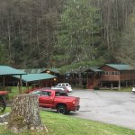 view of restaurant from Highway 321
