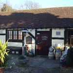 The Gribble Inn at Oving has its very own tiny micro-brewery, situated out in the back yard