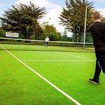 Gleneagle Hotel & River Apartment Tennis Courts