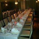 Wedding arrangement - ground floor