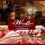 Wine Bar in La Caverna