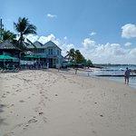 The Fish Pot & beach