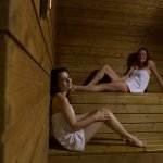 Espace thermoludique Sauna