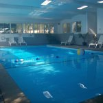 Our Indoor / Heated Pool. We also Have 4 outdoor pools.