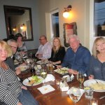 dinner at Lowville Bistro