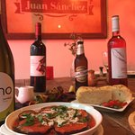 Tapas and wine/beer selection