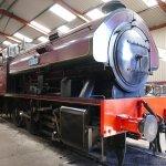 engine shed at Haverthwaite