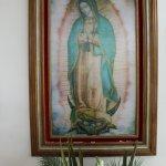 Virgen de Guadalupe 3D
