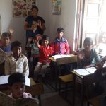 Guests can volunteer at KRIPA school for the disadvantaged children ...Totally supported & funde