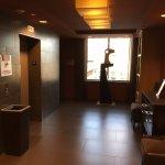 Elevator lobby 5th floor