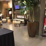 Hotel Lobby looking towards Grillfire Restaraunt